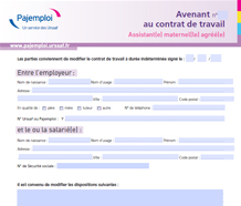 Assistante Maternelle Agreee Pajemploi